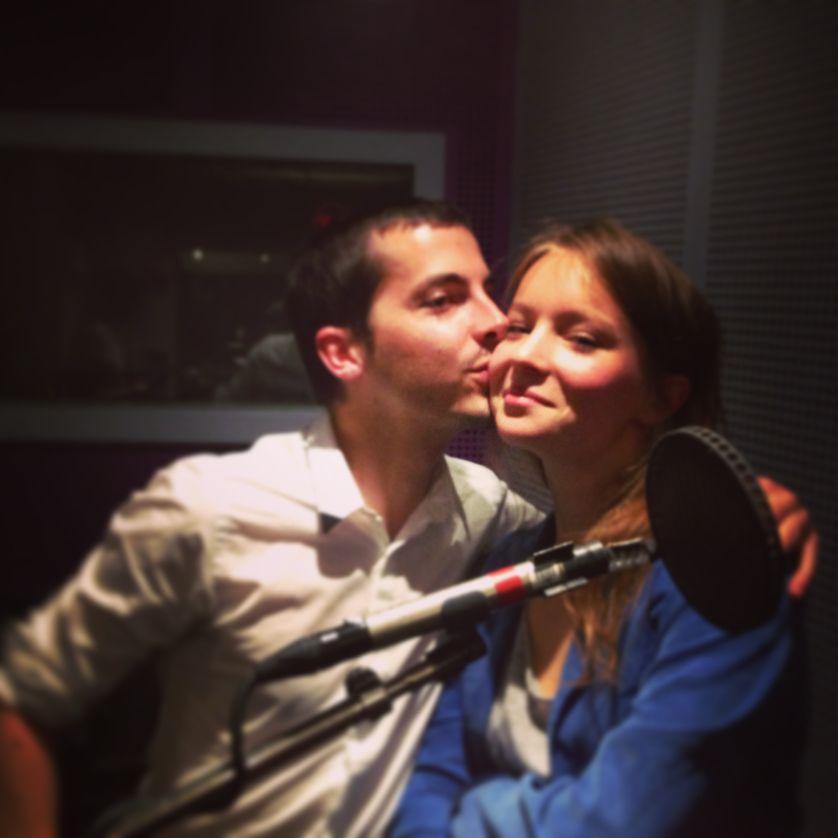 Mathieu et Diane