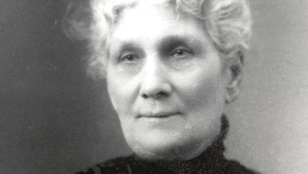 Portrait d'Anna Leonowens
