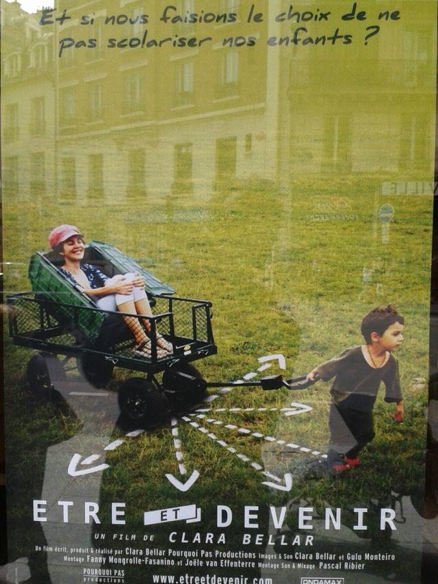 Affiche du documentaire Etre et devenir