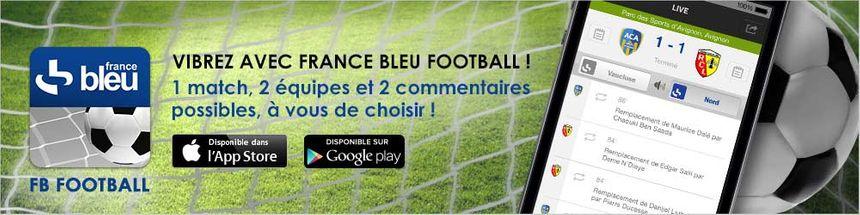 France Bleu Football.