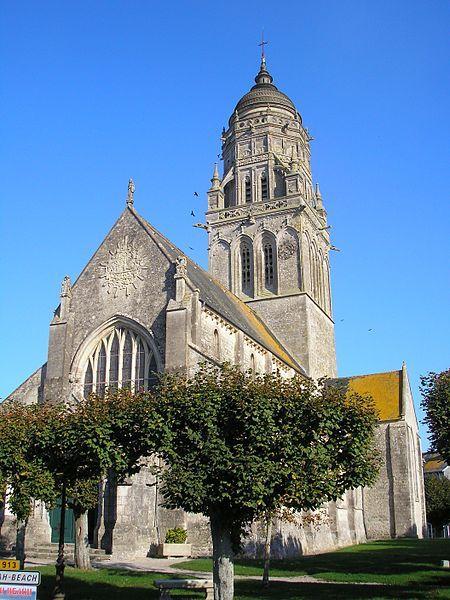 Sainte-Marie du Mont (Manche)