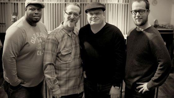Johnathan Blake, Glenn Ferris, Stéphane Spira, Steve Wood ©Gildas Boclé/JazzMax