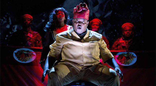 Macbeth - William Shakespeare/ Giuseppe Verdi/ Brett Bailey