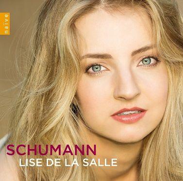 Schumann par Lise de la Salle