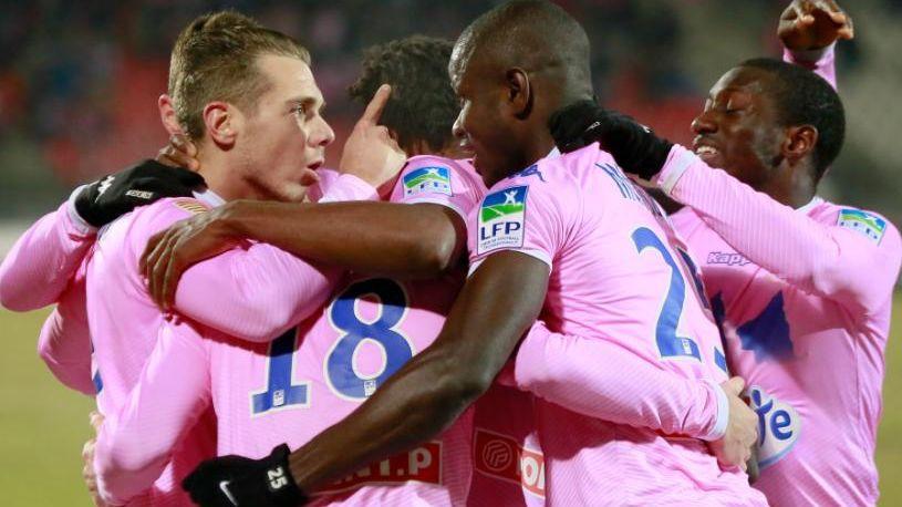 En gagnant 3-0 à Sochaux, l'ETG s'assure une quatrième saison en Ligue 1