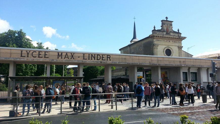 Le lycée Max Linder de Libourne