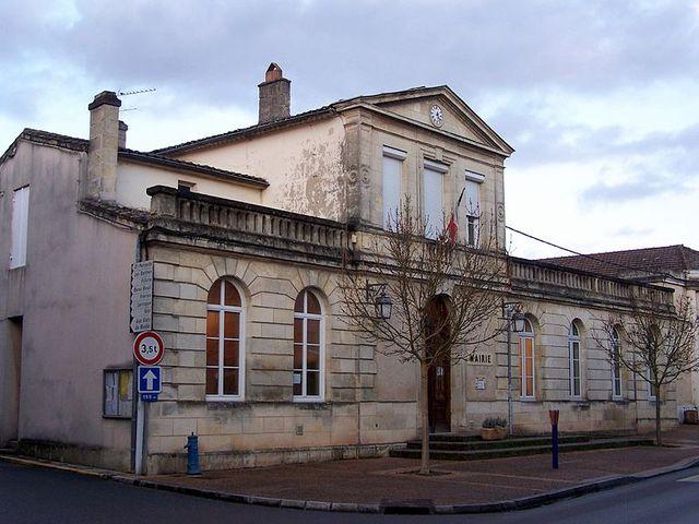 Mairie de Gironde sur Dropt