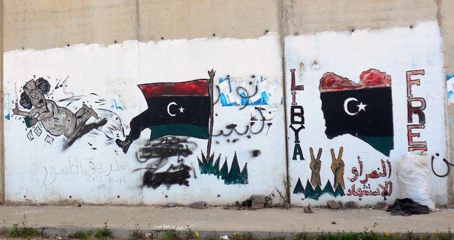 Magazine de la rédaction, Libye