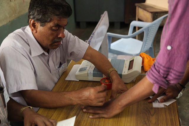 Élections générales de l'Inde de 2014
