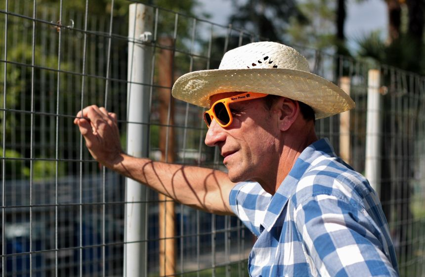 Didier Keller au Grand Prix de Pau