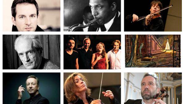 Hommages, actualité, concerts...et un webdoc ! Votre semaine sur France Musique en dix rendez-vous