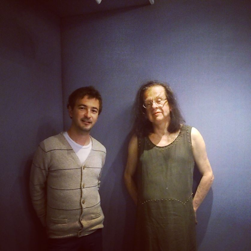 Renan Luce et Hélène Hazéra