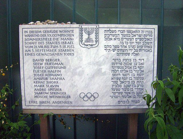 jeux olympiques de munich 1972