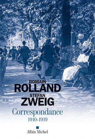Couverture Zweig Rolland