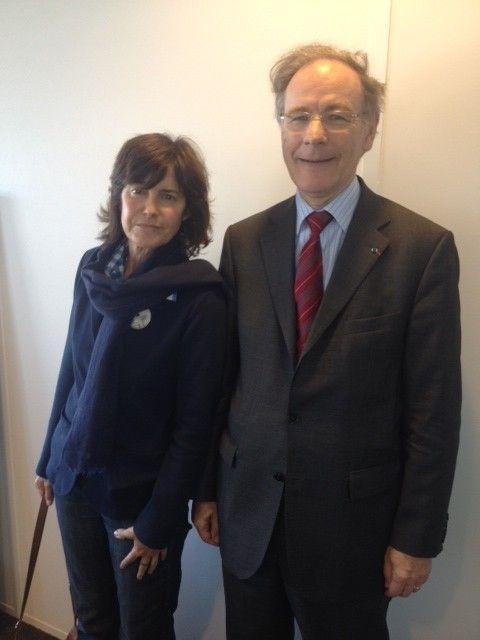 Camille Chatignoux et Gérard-François Dumont