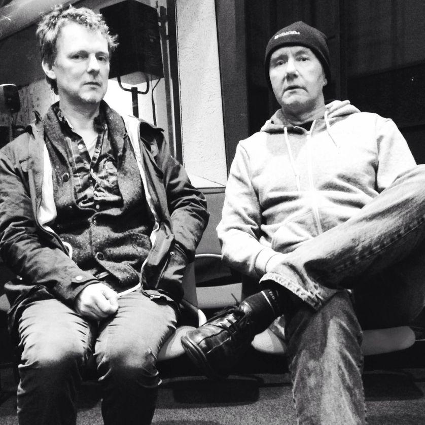 Michel Gondry et Irvine Welsh