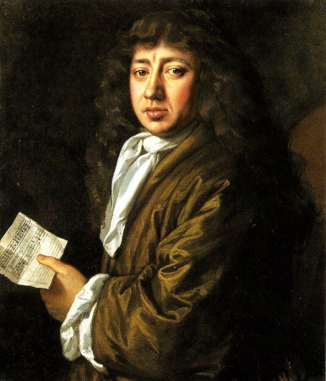 Portrait de Samuel Pepys par John Hayls - 1666