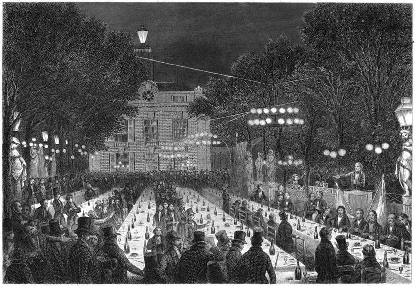 Banquet du Château-Rouge (9 juillet 1847)