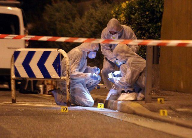 La voiture de Hélène Pastor avait été prise pour cible mardi dernier à Nice