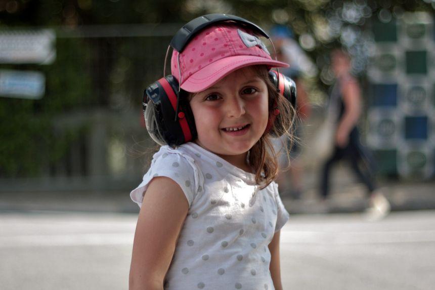 Ana au Grand Prix de Pau
