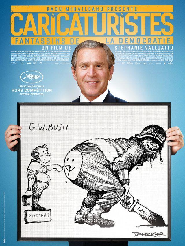 Caricaturiste, les fantassins de la démocratie