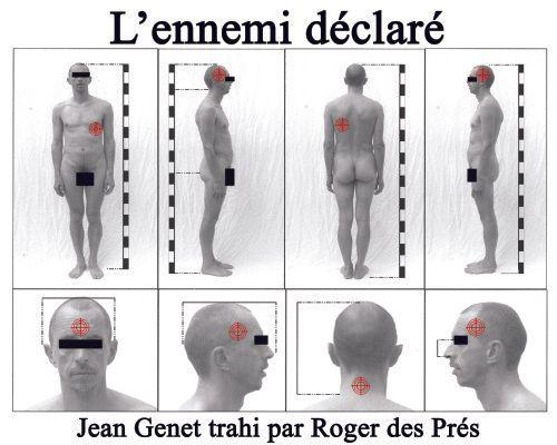 L'ennemi déclaré, Jean Genet trahi par Roger des Prés