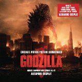 Godzilla Soundtrack pochette de disque