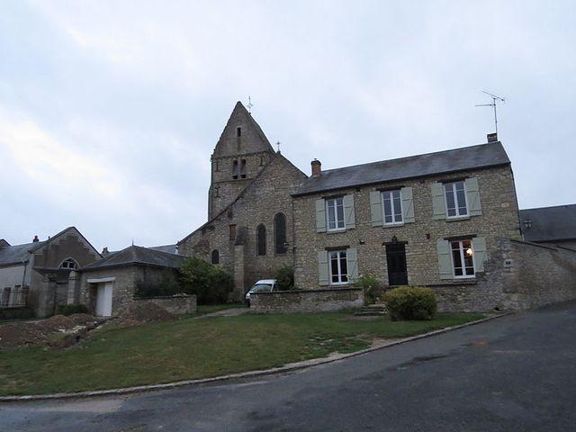 Escrennes - Eglise