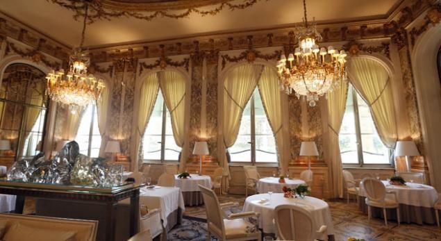 Les hôtels du groupe Dorchester Collection (ici, l'hôtel Meurice, à Paris) employent 3.500 personnes dans le monde