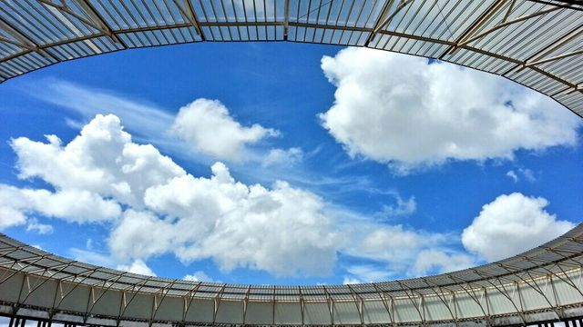 L'Estadio Nacional de Brasilia, deuxième plus grand de la Coupe du monde 2014