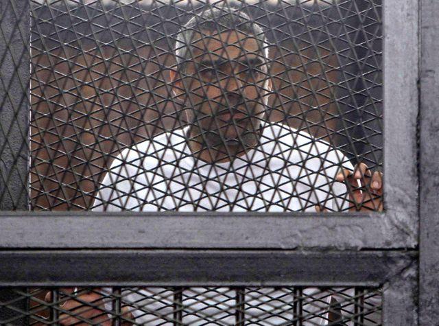Mohamed Fahmy, l'un des journaliste d'Al Jazeera emprisonnés en Egypte