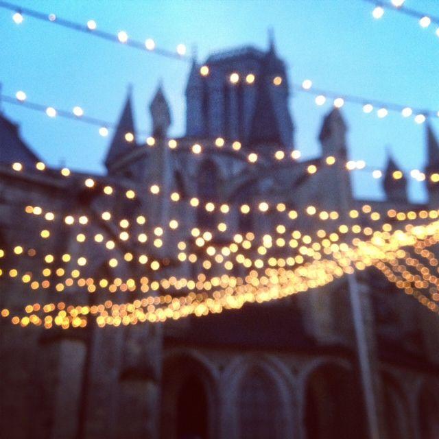 Cité épiscopale de 10 000 âmes, Coutances accueille depuis 33 ans le festival