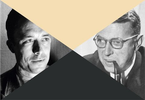 Camus-Sartre, une amitié déchirée
