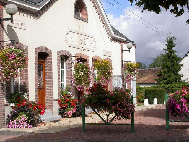 Fontenay-sur-Loing - Mairie