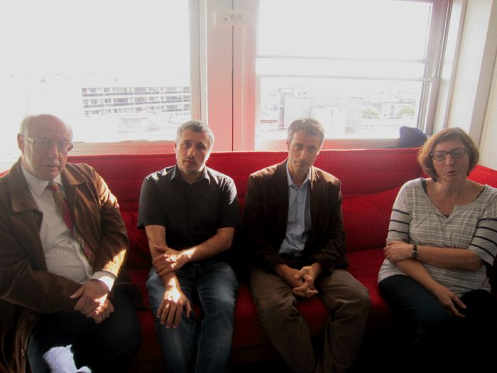 Charles Coutel, David Gozlan, Raphaël Liogier, Sophie Gherardi