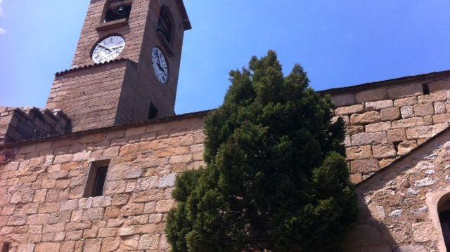 L'église Saint Saturnin à Vernet-les-Bains