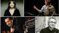 A l'improviste avec Eve Risser et le Trio Christian Zanesi, Edward Perraud & Frédérick Galiay