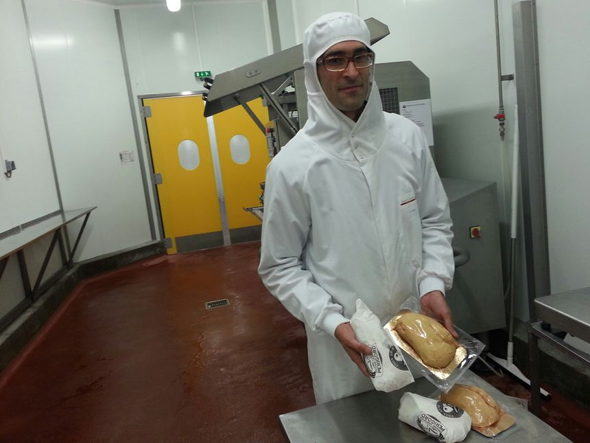 guillaume espinet foie gras