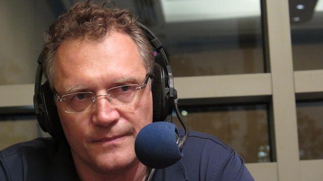 Jérôme Valcke, invité de la matinale