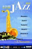 Photo - affiche Calvi Jazz Festival