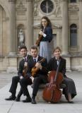 Le quatuor Girard