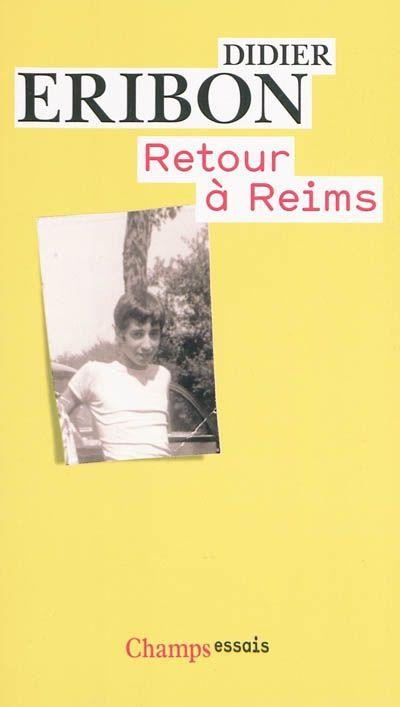Retour à Reims poche
