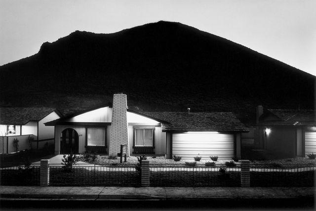 Lewis Baltz, Model Home, Shadow Mountain, 1977