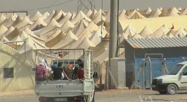 Camps de réfugiés syriens en Turquie