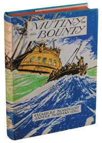 Roman : Mutiny on the Bounty de Nordhoff and Hall