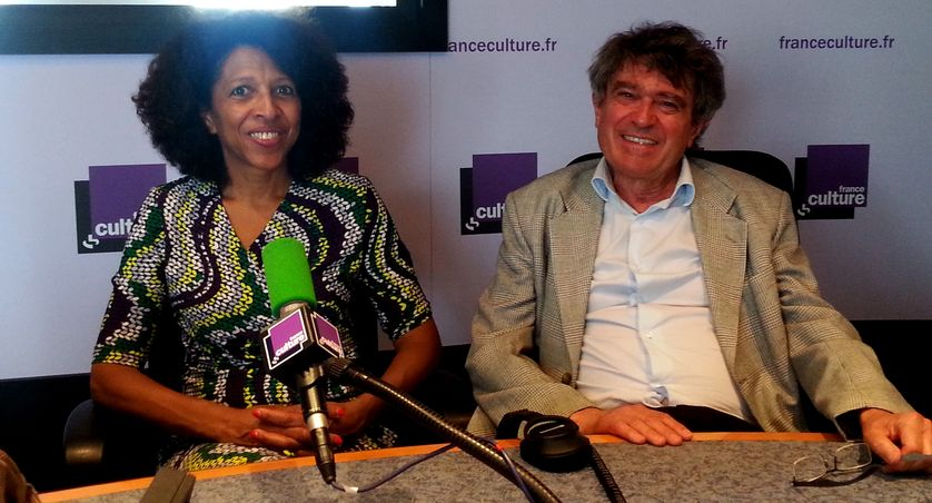 Cathy Dubois et Michel Avignon