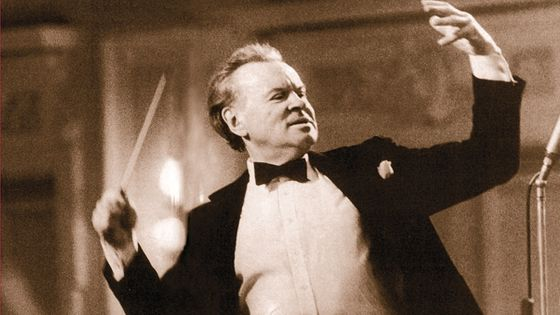 Le maestro Evgeny Svetlanov avait inscrit dans son testament le souhait de voir créer un concours qui porterait son nom. (DR)