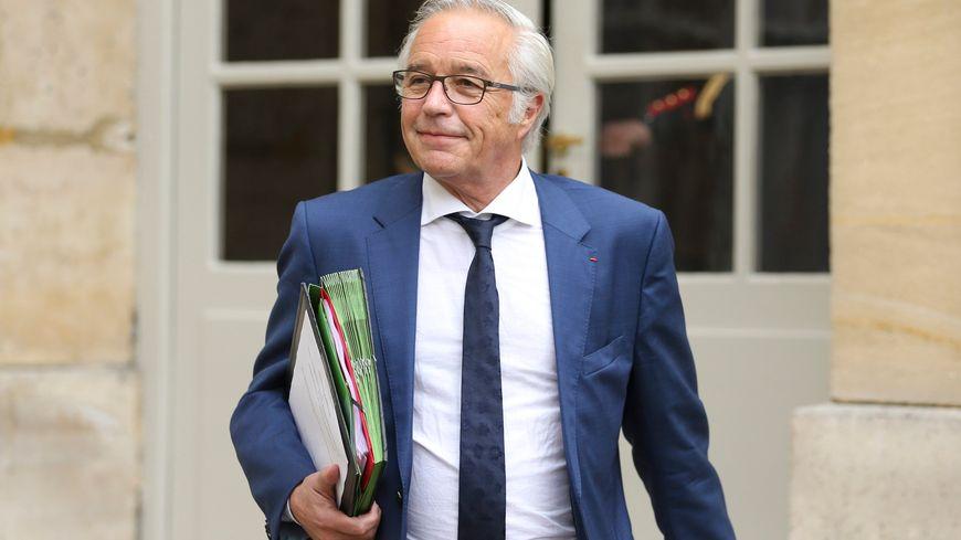 François Rebsamen, ministre du Travail