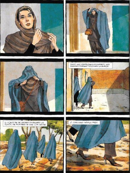 Les larmes du seigneur afghan