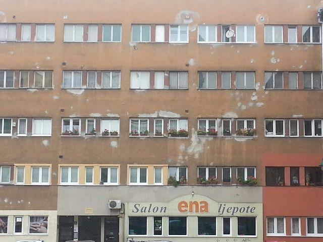 facades colmatées